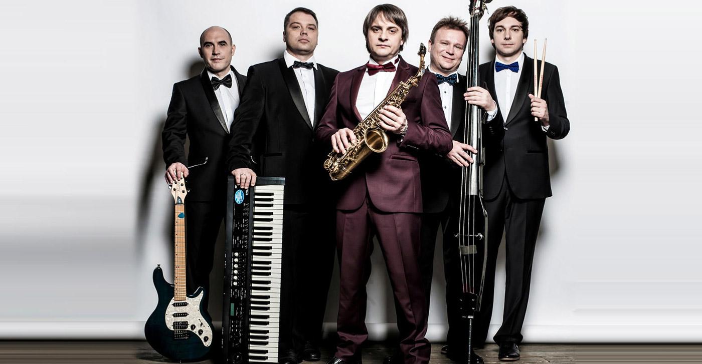 Джаз группа на мероприятие в Москве